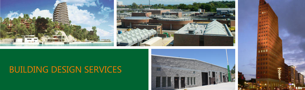 Prof e building design services for Building services design
